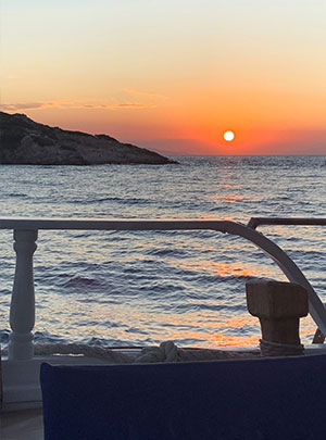 Sunset Cruise to Athens Riviera